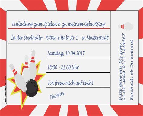 Word Vorlage Urkunde Kegeln Einladung Kindergeburtstag Bowling Kostenlos Ourpath Co