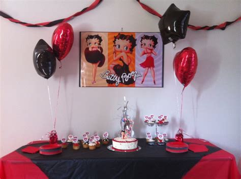 Betty Boop Decorations by Betty Boop Decoration Ideas