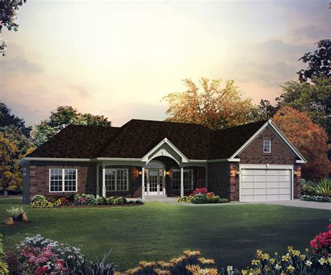 jillian ranch home plan 121d 0005 house plans and more