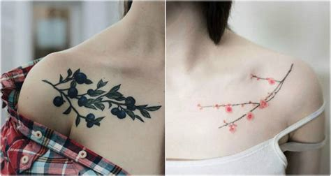 how to make the most of a collarbone tattoo design