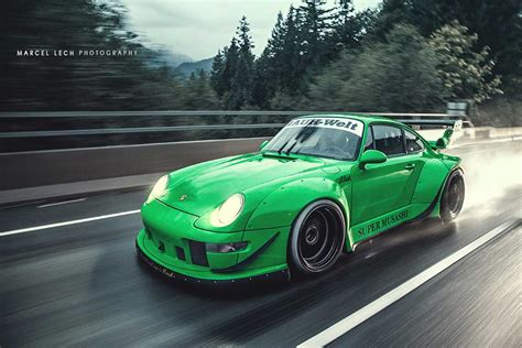 porsche widebody rwb rwb 993 porsche photoshoot by marcel lech autofluence