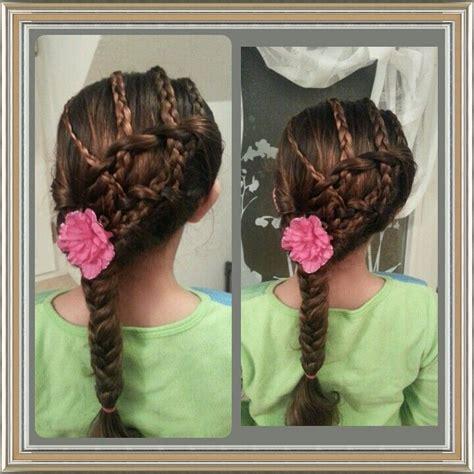 waterfall braid boys and waterfall twists into fishtail braids merobraids