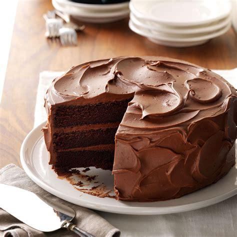 decadent desserts  chocolate taste  home