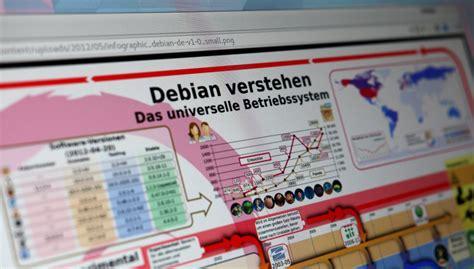 latex debian tutorial infografik debian verstehen linux und ich
