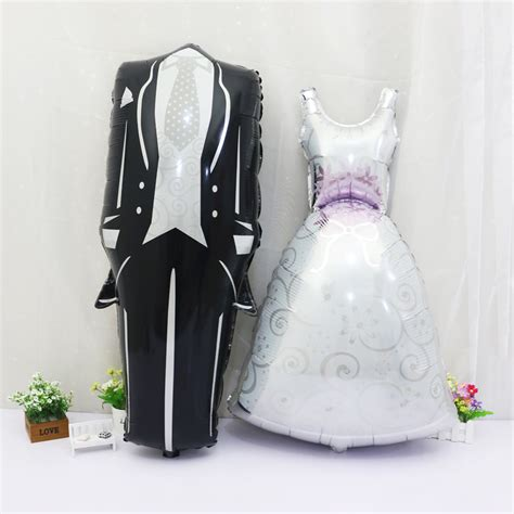 Balon Foil Wedding Dress Wanita Buy Wholesale Wedding Dress From China