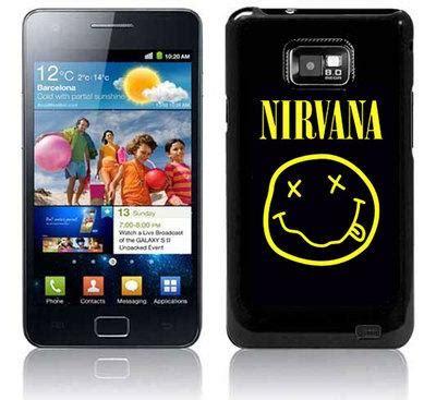 Nirvana Samsung Galaxy S3 Mini Cover foto goku samsung galaxy s3 siii carcasa funda
