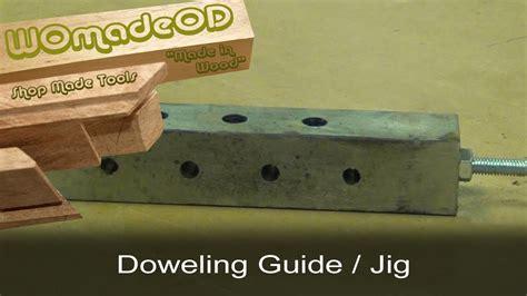 Adjustable Shelf Jig by Make A Doweling Guide Jig For Adjustable Shelves