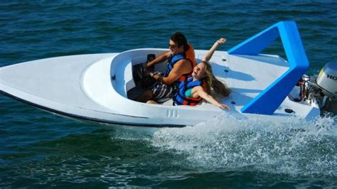 your own mini speedboat through the mangroves of cancun - Mini Boats Cancun