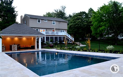 pool home pools pool houses greenroots landscaping kennett