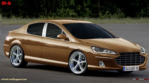 new peugeot 407 new cars zone peugeot 407 tuning