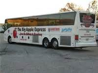 hunt valley motor coach nyc tours big apple express to new york city new york