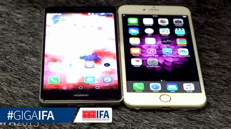 Iphone 6 Mate Zero huawei mate s vs iphone 6 plus on giga de