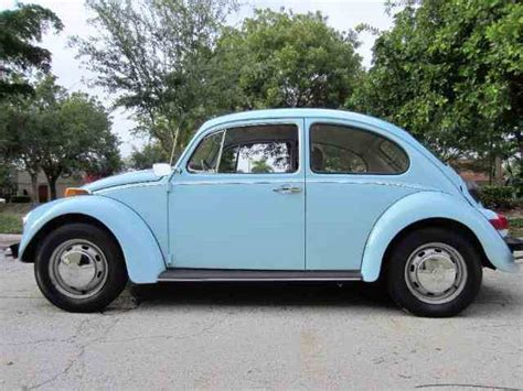 1970 Volkswagen Beetle For Sale On Classiccars Com 14