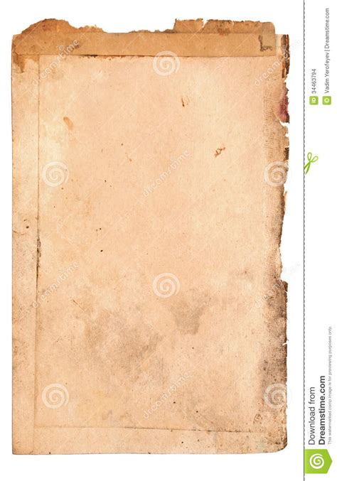 old book page stock images image 34463794