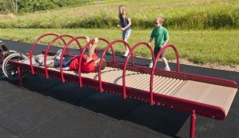 wheelchair accessible playground equipmentuniversal design