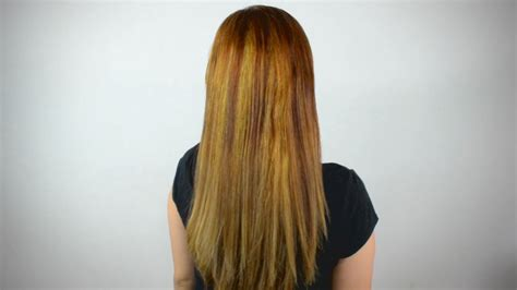 straighten hair with milk step how to straighten hair with milk 6 steps with pictures