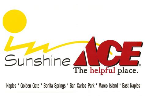ace hardware naples fl sunshine ace hardware naples fl 34116 239 455 3400