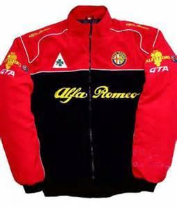 Alfa Romeo Clothes Alfa Jacket