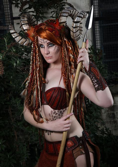 horned warrior  custom costume company fairyroom