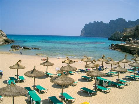 best beach in mallorca best beaches in majorca all about mallorca