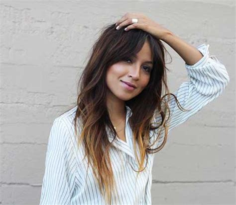 images of ombre hairstyles with fringes 161 eleg 237 tu nuevo corte de pelo mundo flaneur
