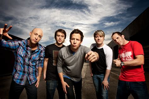 simple plans simple plan performs new song called quot boom quot jams