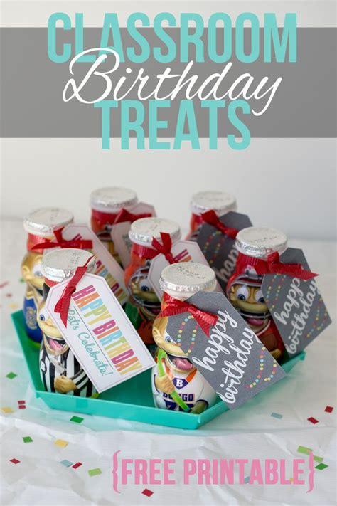 classroom treats 25 best ideas about preschool birthday treats on