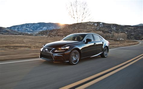 lexus black 2014 2014 lexus is 350 f sport first drive motor trend