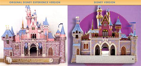 Canon Papercraft Castle Of Snow White Free Paper - canon papercraft castle of snow 28 images papercraft