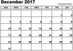 december 2017 calendar template weekly calendar template