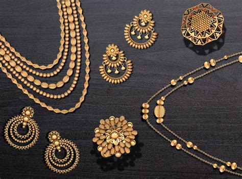 gold jewelry gold jewellery trends in india in 2017
