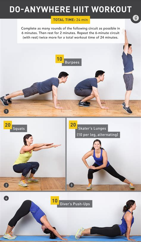 24 weight loss workouts that will belly