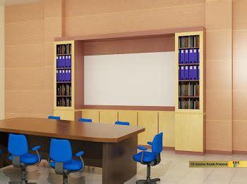 layout ruang seminar design interior srp banjarmasin kalimantan selatan