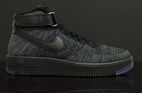 Jual Nike Air 1 Black nike flyknit air 1 black sneaker bar detroit