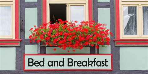 owning a bed and breakfast supplemental income how to start a b b self lender