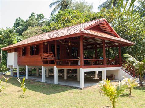 traditional thai house design รวม 10 บ านไม ร สอร ทยกพ น