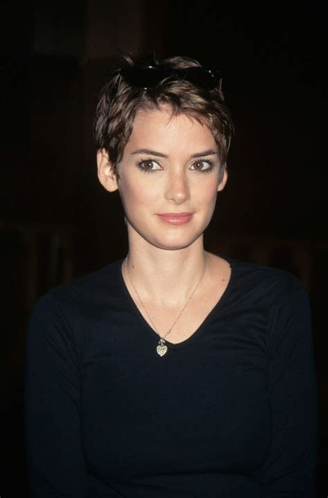 Winona Hairstyles by Winona Hairstyle Best Hair Styles