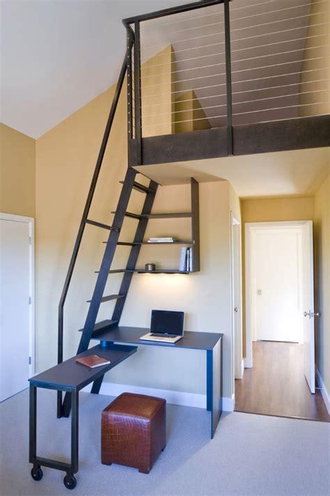 Small Home Office Stairs 室内阁楼楼梯装修效果图大全2013图片 土巴兔装修效果图
