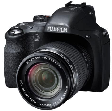 Fuji Hs30exr And Hs25exr Superzoom Cameras