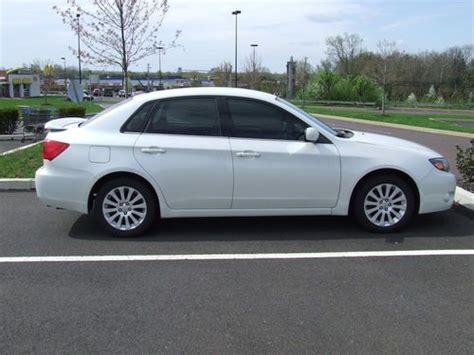 used 2008 subaru impreza 2 5i find used 2008 subaru impreza 2 5i premium awd bumper to