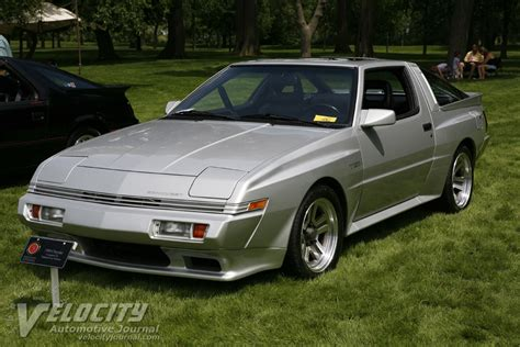 chrysler conquest chrysler conquest mitsubishi starion on