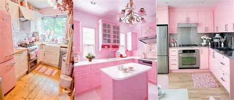 Apartment Therapy Kitchen Cabinets Pink Kitchen Design Ideas Home Interior Design Kitchen