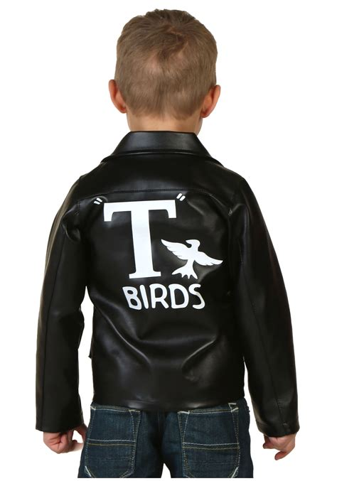mens t bird grease jacket toddler grease t birds jacket