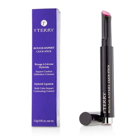 by terry eyes range available at feeluniquecom by terry rouge expert click stick hybrid lipstick 23