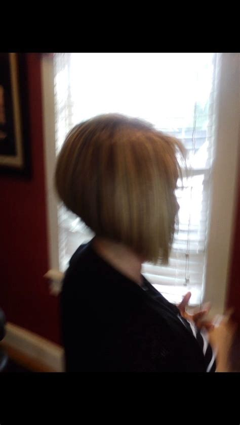 diagonally bob stacked diagonal forward bob deevine hair studio on
