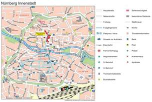 Nuremberg Germany Map by Maps Update 12001043 Nuremberg Tourist Map 12 Top