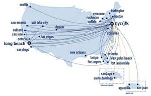 Jet Blue Route Map by Jetblue Flight Map My Blog