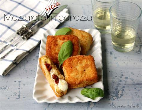 mozzarella in carrozza ricetta napoletana mozzarella in carrozza ricetta saporita