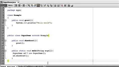 java tutorial super keyword java tutorials for beginners what is the use super