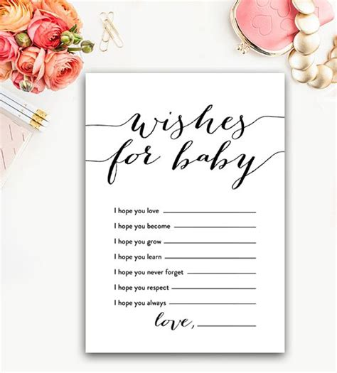 Wish For Baby Shower by Best 25 Wishes For Baby Ideas On Baby Shower